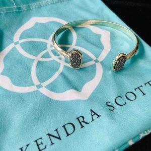 Kendra Scott Elton Pinch Cuff Bracelet